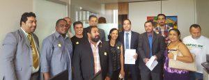Representantes da Fiocruz pedem apoio para aprovação de PL