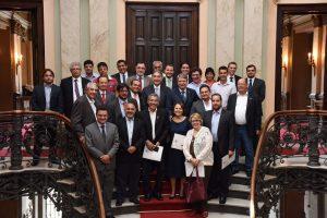 Deputado Luis Tibé reúne-se com governo mineiro para lutar por benefícios fiscais em favor do estado