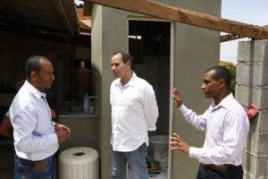 Luis Tibé inaugura obras em Luz, na região Centro-Oeste de Minas Gerais 3