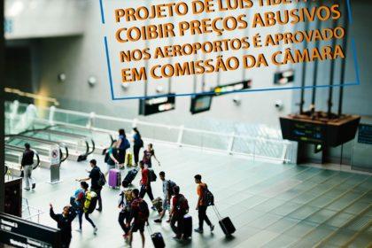 PROJETO DE LEI DE LUIS TIBÉ É APROVADO EM COMISSÃO DA CÂMARA DOS DEPUTADOS