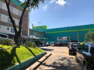 DEPUTADO LUIS TIBÉ DESTINA EMENDA PARLAMENTAR PARA REFORMA DO HOSPITAL SÃO FRANCISCO DE ASSIS
